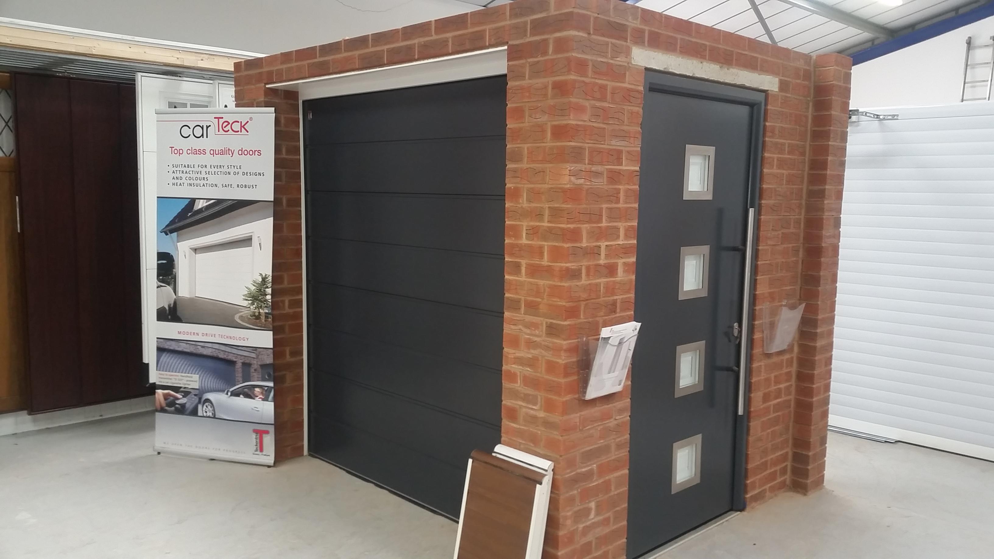 Nuneaton Garage Doors Installations
